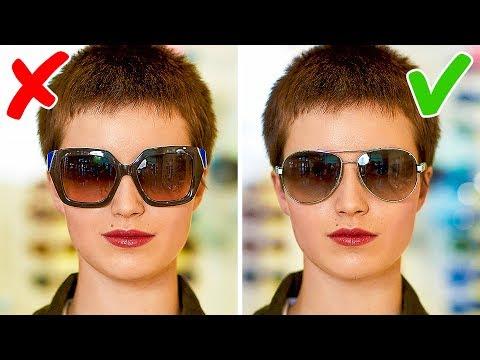 Como escolher óculos escuros