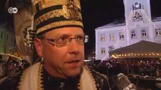 Erzgebirge - vorweihnachtliche Traditionen