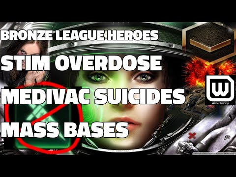 BRONZE LEAGUE HEROES #23 - DONT DO DRUGS KIDS - LtBoz v Nichols