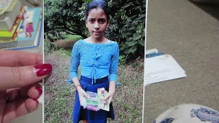 Letter from Sponsor Child and Christmas Card to Send - Sponsor Child Updates Ep. 39