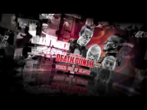 Five Finger Death Punch video