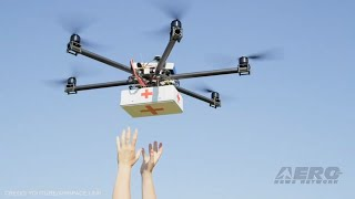 Airborne-Unmanned 08.17.21: AUVSI's XPO21!, 5G Enabled Drone Racing, Offshore Av-LaunchPoint