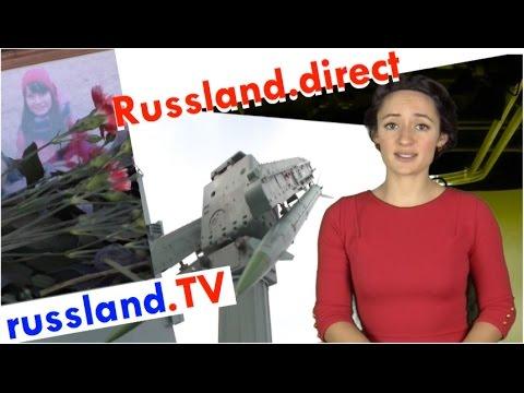 Syrienkrieg: Russen wollen Rache [Video]