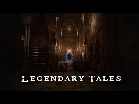 Early Access Launch Trailer de Legendary Tales