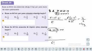 Eğitim Vadisi 11.Sınıf Matematik 15.Föy Olasılık 3 (Bileşik Olay) Konu Anlatım Videoları