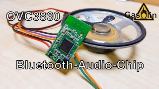 Modulo Bluetooth Audio Stereo SPK B