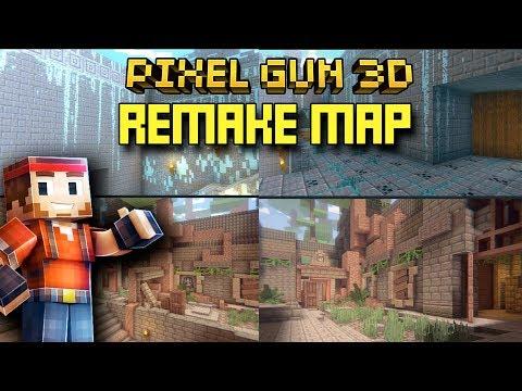 REMAKE MAP : Pixel Gun - New Update very soon