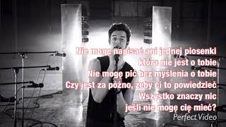 Shawn Mendes   If I Can't Have You (tłumaczenie PL)