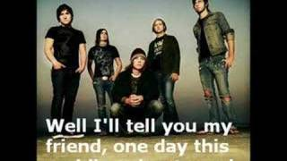 Face Down lyrics - by the Red Jumpsuit Apparatus