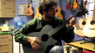 Rain Song Smokey Guitar