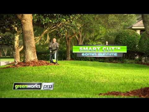 Greenworks 80V Pro 21 in. 3-in-1 Lawn Mower