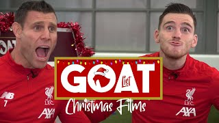 Milner and Robertson decide the GOAT Christmas film | Which Home Alone? Die Hard & ELF impressions