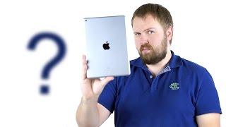 Распаковка iPad 2017 и нужен ли iPad вообще...в 2017?