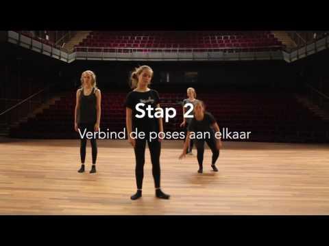 Danstalenten van De Meerpaal laten vrijdag en zaterdag eigen choreografieën zien