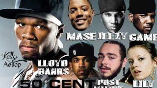 50 Cent – Window Shopper MEGAMIX 8 VERSES (Game Jeezy Post Malone Lloyd Banks MORE)