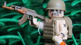 5 Minute Custom LEGO Military Minifigure!