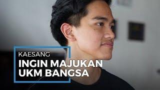Bangun Perusahaan PT Harapan Bangsa Kita, Kaesang Ingin Majukan UKM Bangsa Indonesia