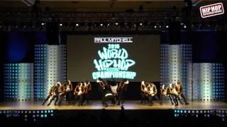 ID CO - New Zealand - (MegaCrew Division) @ #HHI2016 World Semis!!
