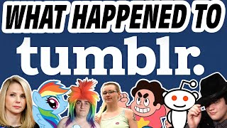The Painful Demise of Tumblr