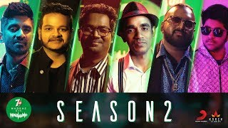 7UP Madras Gig - Season 2 - First Look | Dharan, Sean Roldan, Keba, Ghibran, Darbuka Siva, AR Ameen