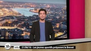 Télénantes 18h Info - 21-06-2016