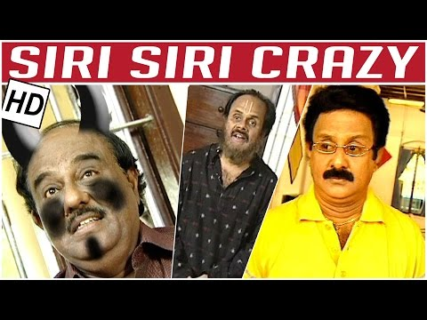 Non-Stop-Nakkal--Part-3-Crazy-Mohan-Team-Siri-Siri-Crazy-Comedy-Tv-Serials-Full-Episodes