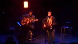 Josh Rouse: Winter in the Hamptons, performed at Cafe de la Danse, Paris France March 29, 2010