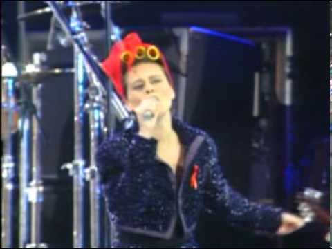 Queen & Lisa Stansfield - I Want To Break Free