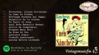 Cuco Sanchez. Rancheras, Colección Mexico #95 (Full Album/Album Completo)