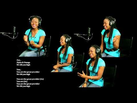 Acapella: We Lift You High - By Adeola Fayehun
