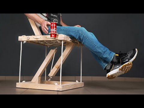 How to Make a Floating Chair