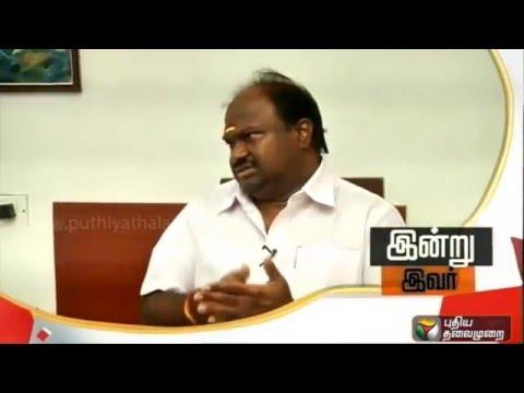 Indru-Ivar--An-exclusive-interview-with-Chandrakumar-of-Makkal-DMDK