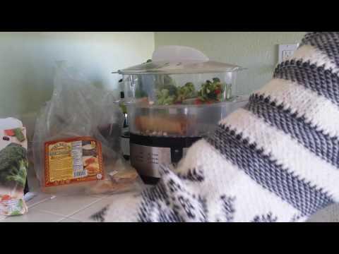 , Hamilton Beach Digital Food Steamer – 5.5 Quart (37530A)