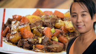 Chinese Leftover Beef Stew Recipe (Chinese Style Cooking Recipe)
