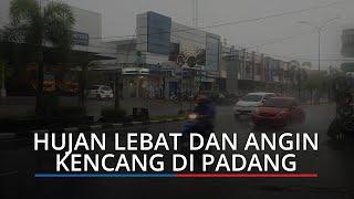 BMKG Keluarkan Peringatan Dini, Hujan Lebat dan Angin Kencang di Padang dan Sejumlah Daerah Sumbar