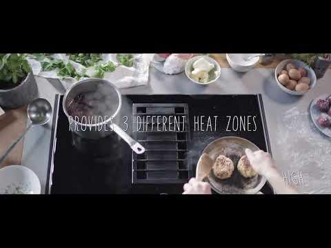 NEFF Hood & Cooktop T58TL6EN2 - Black Video 2