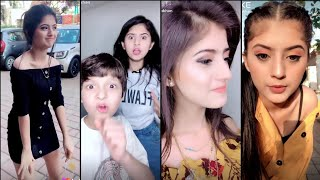 Arishfa khan all LIKE and Tik Tok Videos Comparison | Papa by chance, Baalveer