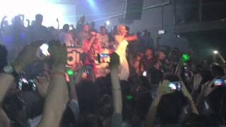 Alexandra Stan - All my people @ Discoradio party - Magazzini Generali Milano 31/5/13