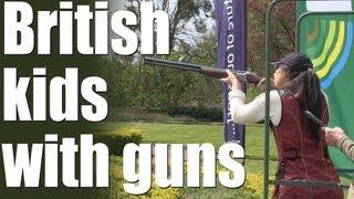 Schools Challenge TV – British kids go shooting