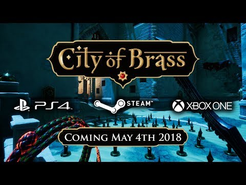 City of Brass - Coming May 4th 2018! thumbnail