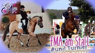 Lia & Alfi - FMA Springen mit Alfi und Turnier Gut Waldhof