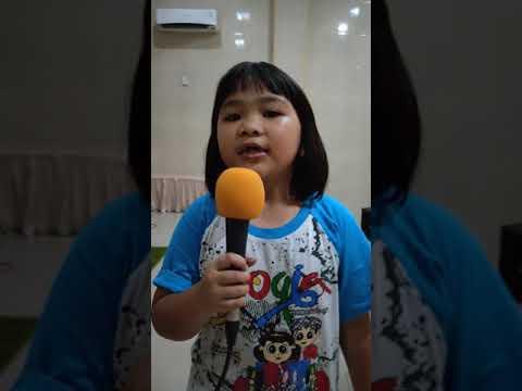 JANGAN PERNAH MENYERAH - practice DEANDRA C. Wowor