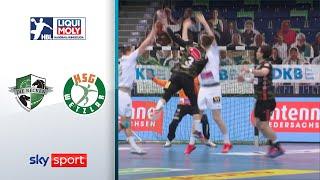 TSV Hannover-Burgdorf - HSG Wetzlar | Highlights - LIQUI MOLY Handball-Bundesliga
