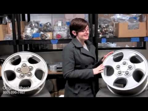 Astra Rims & Astra Wheels - Video of Saturn Factory, Original, OEM, stock new & used rim Co.