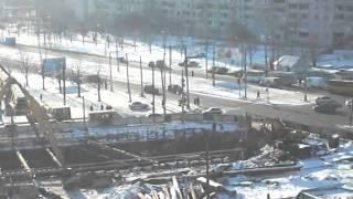 Строительство метро 17.02.2011