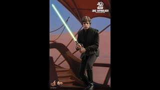 "Star Wars - Luke Skywalker Episode VI Return of the Jedi 12"" Figure Unboxing"