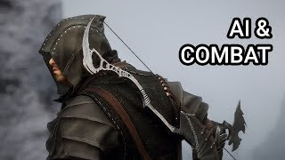 Skyrim With 1326 Mods - Ultimate Mod List 2019 - Combat & AI
