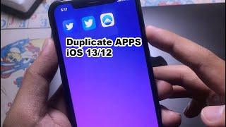 *EASY* Install Duplicate Apps On iOS 13/12 (No Jailbreak)