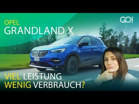 Opel Grandland X Plug-in-Hybrid 2020 - Viel Leistung braucht viel Energie