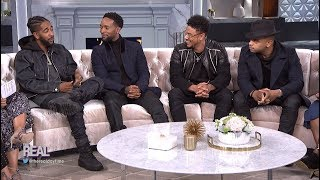 FULL INTERVIEW – Part 1: B2K On Reuniting And More!